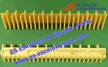 OTIS GAA455BX1 Step Demarcation