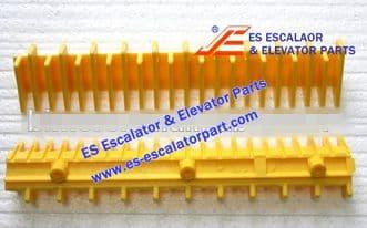 OTIS GAA455BX2 Step Demarcation