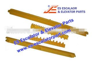 Escalator Part HE645B024H01 Step Demarcation
