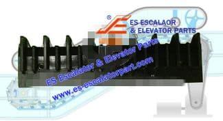 XIZI OTIS Refacciones de Escaleras Mecánicas L48034048A Demarcación de Peldaño Nuevo MODELO