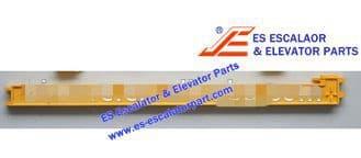 Schindler Refacciones de Escaleras Mecánicas STP002B000-02A Demarcación de Peldaño Nuevo MODELO