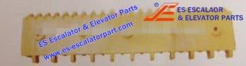 Schindler Refacciones de Escaleras Mecánicas STP002B000-02B Demarcación de Peldaño Nuevo MODELO