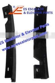 Escalator Part XAA455R1 Step Demarcation