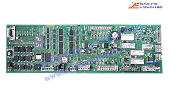 OTIS GCA26800KX10 SERVICE PANEL BOAR SPBC III