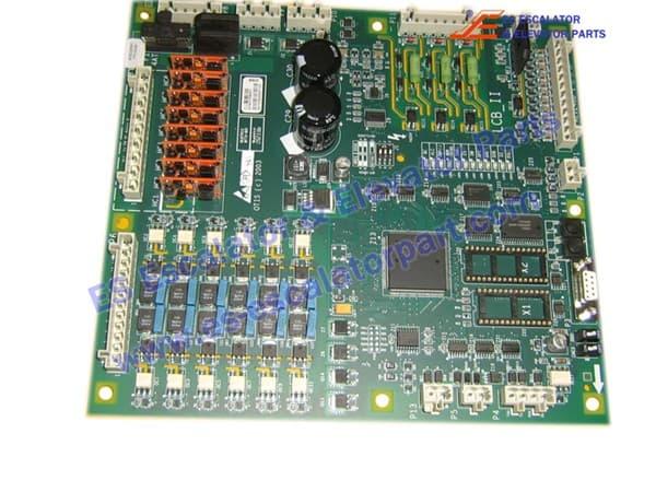 OTIS GGA21240D10 PCB