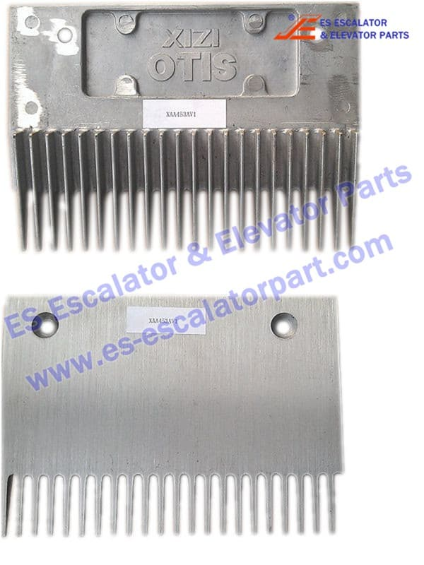OTIS XAA453AV1 Comb Plate Right/203*145*145*22T