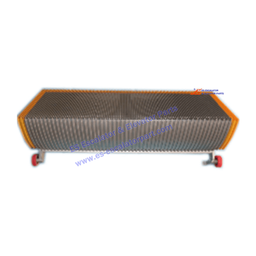 Schindler Escalator Step W/Demarcation 1000mm 70mm roller