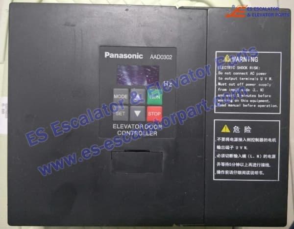 Panasonic AAD0302 elevator door controller