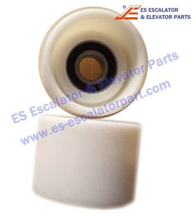 Thyssenkrupp escalator 1709087900 support roller