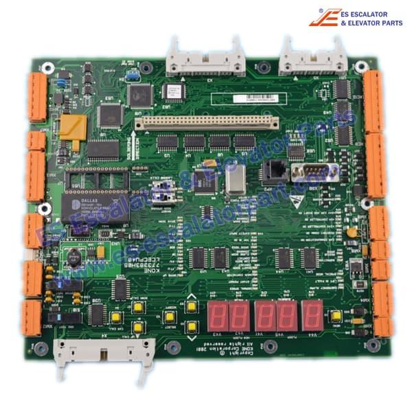 kone elevator KM781380G02 pcb board V3F25S