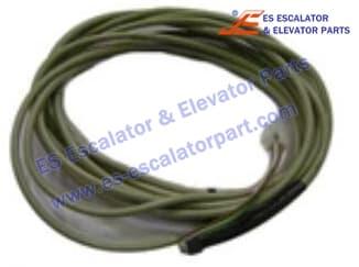 Kone Elevator KM728776G01 Cable Assembly 30 (PVC) IT