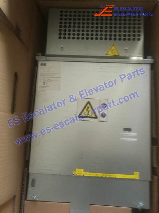 KONE Elevator KM51004000V002 KDL16S DRIVE SYSTEM MODULE