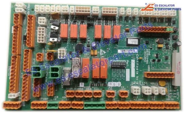 KONE Elevator KM802890G11 PCB LCECCBN2 REV 1.6 MINISPACE