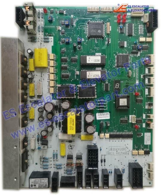 ESMitsubishi elevator P231701B000G01 HOPE door panel board