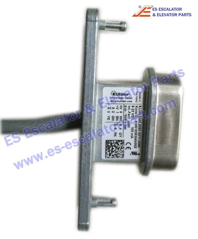 KONE Elevator KM51035304V002 SENSOR HEAD CABLE ASSY L2=6M