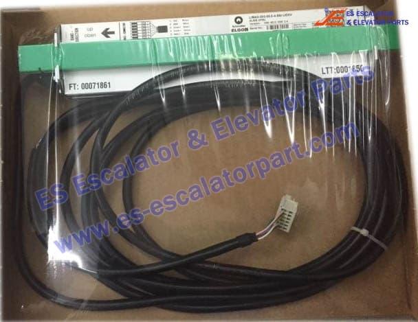 Schindler Elevator 59311703 ALSIS sensor complete