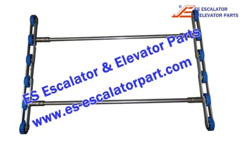 otis escalator step chain XAA26150X19 2 fold unit
