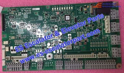 Schindler ID.NR.591885 communication board
