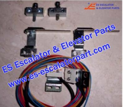 B4NSY10 3A/250VAC Brake Switch