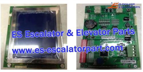 CLCD-08 COP PCB INDICATOR