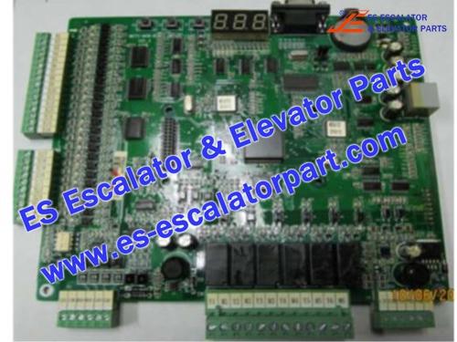 SJEC MCTC-MCB-B Main PCB