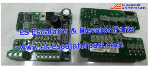 MCTC-PG-B Encoder PCB