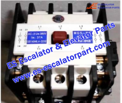 SJEC MG5-BF AC220V Contactor Run
