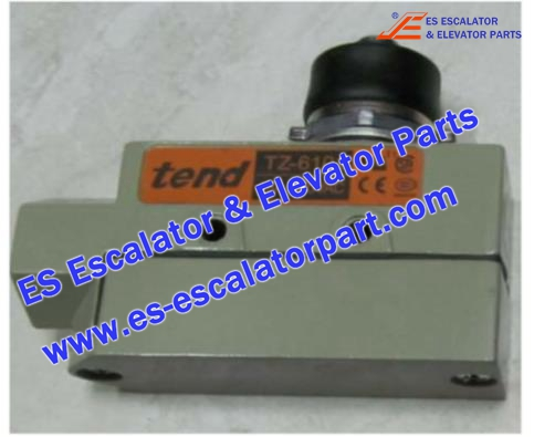 SJEC TEND TZ-6101 15A/250V Switch