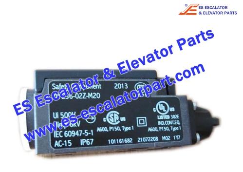 FEH303-1000 TS236-02z-M20