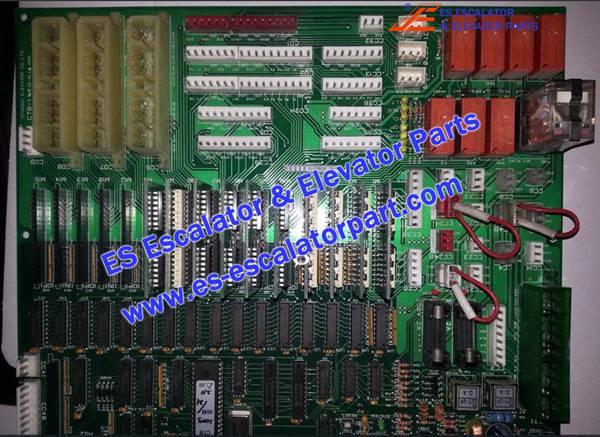 Hyundai Elevator PCB CTB-1