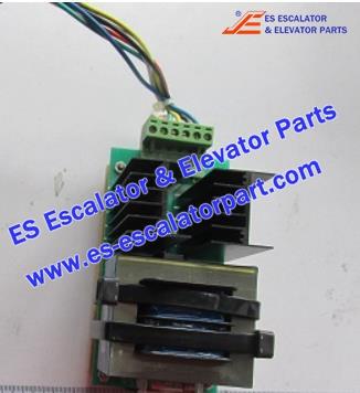 KONE Escalator Brake Control KM5211654H01