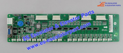 OTIS Elevator DBA26800J1 RS32 PCB board