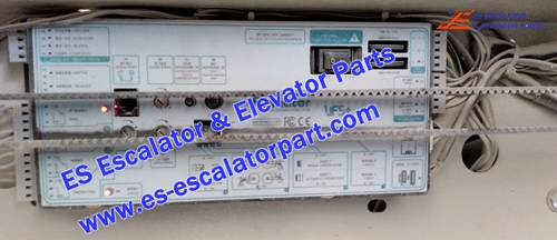 Fermator elevator door inverter VF5+