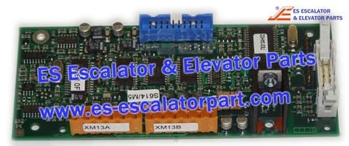 KONE Elevator PCB KM772210G01