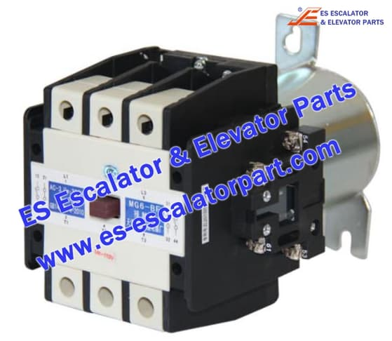 SJEC Elevator contactor MG6-BF DC-110V
