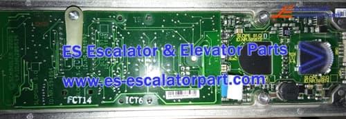 Schindler Elevator 591892 PCB