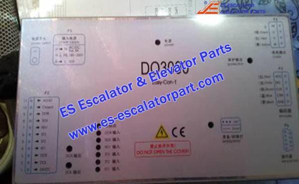 Otis elevator DO3000 Detector box