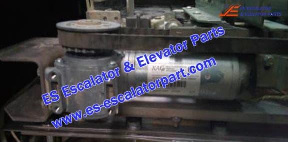 Otis elevator Door motor