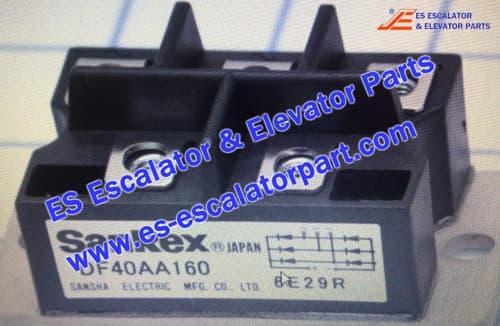 Sanrex DF40AA160 Diode Rectifier Module