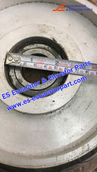Elevator part Guide wheel 200*38*6306