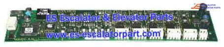 Schindler Elevator LONIOC 5.Q Well serial board