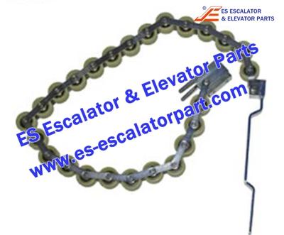 KONE Escalator DEE2126891 Newell roller