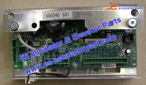 Kone Elevator KM606040G01 Advanced Modular Door system
