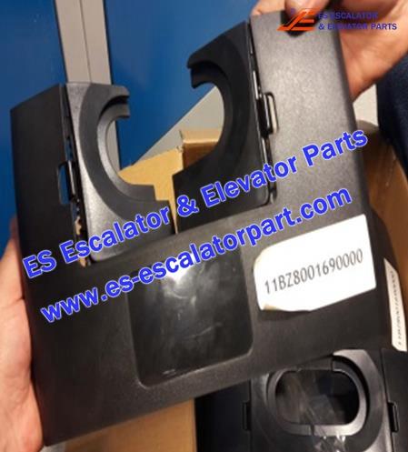 THYSSEN Escalator TUGELA 945 11BZ8001690000 handrail cover