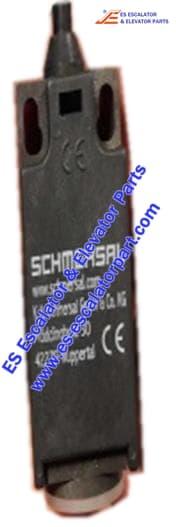 THYSSEN Escalator TUGELA 945 TABLE SWITCH