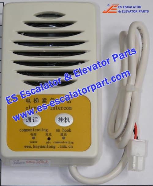 Kone Elevator KM774355G04 INTERCOM
