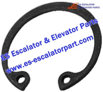 THYSSEN Escalator TUGELA 945 snap ring DIN472