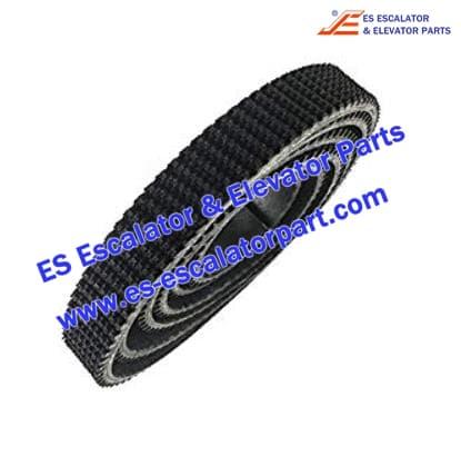 Escalator KM3721645 friction belt