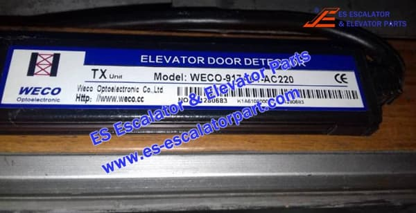 Elevator Parts weco-917A61-AC220 Light curtain