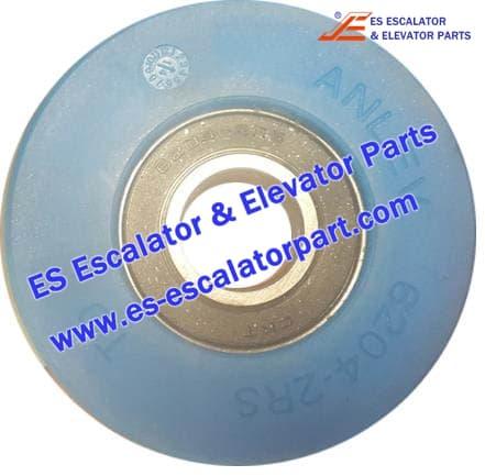 Escalator Part Roller 6204 ALSTEF 80 x 25